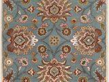 10 Feet by 12 Feet area Rugs Cambrai Blue 10 Feet X 14 Feet Indoor area Rug