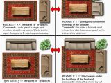 10 Feet by 12 Feet area Rugs Standard Rug Sizes Guide Chart & Mon Parisons