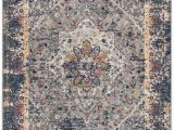 10 Foot Square area Rug Evoke Deonte Grey Navy 8 Ft X 10 Ft area Rug In 2020