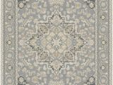 10 X 10 area Rugs at Lowes Erbanica Textured Polypropylene Grey Aria Rug 8 X 10