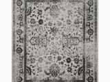 10 X 10 area Rugs at Lowes Safavieh Safavieh Adirondack Kashan 10 X 14 Gray Black