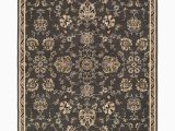 "10 X 10 area Rugs at Lowes Surya Closeout Paramount Par 1077 Charcoal 8 10"" X 12 9"