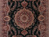 10 X 11 area Rug 8 10 X 11 8 Hand Knotted Emerald Green Aubusson oriental area Rug