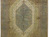"""10 X 11 area Rug E Of A Kind Magnolia Handwoven 11 10"""" X 18 Wool Brown area Rug"""