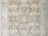 """10 X 11 area Rugs E Of A Kind Hand Knotted Gray 8 10"""" X 11 10"""" area Rug"""