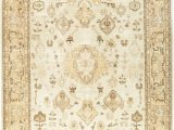 10 X 17 area Rug Silky Oushak Hand Knotted Rug Wool 12 X 15 Green by