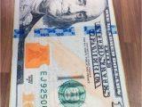 100 Dollar Bill area Rug area Rugs New E Hundred Dollar 100 Bill Print Non Slip area Carpet Runner