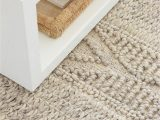 100 Percent Cotton area Rugs Made Of New Zealand Wool This Gorgeously Neutral Rug