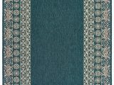 10ft by 10ft area Rug Amazon Living fort Fiji Fib3051 7ft 10in X 10ft Blue