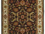 10ft by 10ft area Rug Springs Home Vienna Brown 7 Ft 9 Inch X 10 Ft Rectangular
