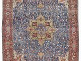 10ft by 12ft area Rugs Heriz Carpet northwest Persia Approximately 377 by 319cm