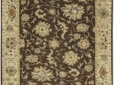 """11 by 14 area Rugs E Of A Kind Ziegler Handwoven 11 11"""" X 14 9"""" Wool Brown Beige area Rug"""