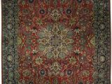 11 X 18 area Rug Harooni Red 10 7 X 17 6 area Rug Authentic 11×18