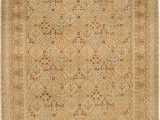 12 Ft by 12 Ft area Rugs Due Process Stable Trading Kandahar Joshegan Sand & Gold
