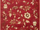 12 Ft Round area Rugs Lyndhurst Hugo Red Multi 8 Ft 9 Inch X 12 Ft Indoor area