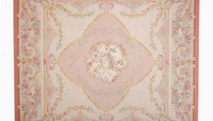 12 X 12 Wool area Rug Pasargad Carpets 114 R 12×12 12 X 12 Ft Aubusson Hand