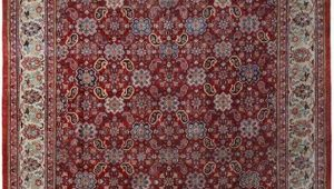 12 X 13 area Rug Amazon 12×13 Mahal Rugs Online Red Handmade Persian All