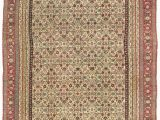 """12 X 14 area Rugs Cheap E Of A Kind Agra Hand Knotted Ivory Burgundy 12 3"""" X 14 10"""" Wool area Rug"""