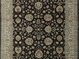 13 X 20 area Rugs 13×20 Hand Knotted Oushak Carpet Traditional Brown Fine Wool