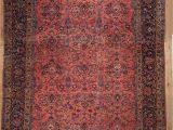 13 X 20 area Rugs Antique Persian Lilian area Rug area Rug