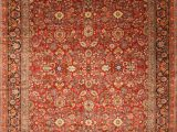 """13 X 20 area Rugs Mashad Beige Hand Knotted 13 8"""" X 20 5"""" area Rug 250"""