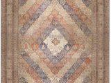 18 X 24 area Rug Antique Bakhtiari Rug Circa 1880 18 X 24 A112