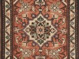 "18 X 24 area Rug E Of A Kind Yacoubou oriental Hand Knotted 1 8"" X 2 4"" Wool Red area Rug"