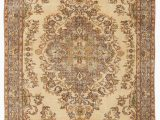 """2 X 8 area Rugs Turkish Vintage area Rug 5 2"""" X 8 10"""" 62 In X 106 In"""