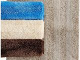 20 X 34 Bath Rug Mohawk Home Luster Stripe Bath Rug with Latex for Secure