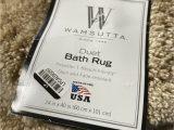 24 Inch Bath Rug Wamsutta Duet 24 Inch X 40 Inch Bath Rug In Sand
