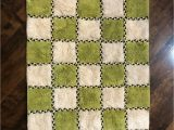 "24 Square Bath Rug Mackenzie Childs Covent Square Courtly Check Bath Mat Kitchen Rug 24""x 36"""