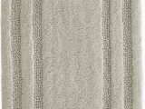24 Square Bath Rug tommy Bahama isla Bath Rug Set 17×24 Grey