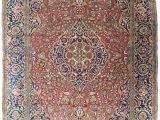24 X 48 Bathroom Rugs Antique Mohtasham Kashan Rug Farnham Antique Carpets