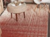 3 Foot by 5 Foot area Rug Amazon Vintage 3 Feet by 5 Feet 3 X 5 Del Mar Red