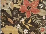 3 Foot by 5 Foot area Rug Rizzy Home Pr1741 Pandora 3 Feet by 5 Feet area Rug Brun