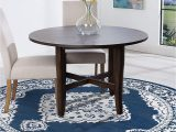 3 Foot Round area Rugs Tayse Galilea Navy 6 Foot Round area Rug for Living Bedroom or Dining Room Traditional Medallion