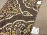 "30 X 30 area Rug Threshold area Accent Rug 30"" X 46"" Nylon Latex Backing"