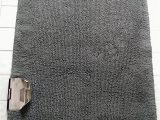 36 Square Bath Rug Kirkland Luxury Spa Bath Mat Rug 24 X 36 X 3 4 Gun Metal Gray