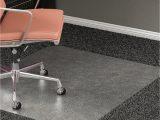 "36 X 48 Bath Rug Realspace™ All Pile Studded Chair Mat 36"" X 48"" Clear Item"