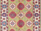 3×5 Bathroom Rugs Amazon Amazon Wool Kazak area Rug oriental New 3×5 Pakistani