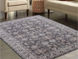 4 by 6 Foot area Rugs Rugsmith Floral Pattern 4 X 6 Feet area Rug Amazon Home