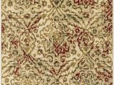 4 X 6 area Rugs with Rubber Backing Vintage Ikat Damask Pattern 4 X 6 Rug Superior Ophelia