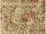4 X 6 Rubber Backed area Rugs Vintage Ikat Damask Pattern 4 X 6 Rug Superior Ophelia