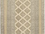 48 X 60 area Rug French Connection Bryn Stonewash Printed Cotton Accent Rug 48 In X 72 In Natural
