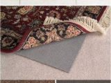 4×6 Non Skid area Rug 4 X 6 Ultra Plush Non Slip Rug Pad for Hard Surfaces and