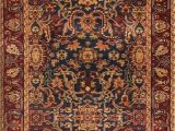 "5 7 area Rugs Under 50 E Of A Kind Agra Hand Knotted Runner 2 7"" X 10 10"" Wool Brown area Rug"