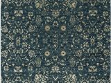 "5 7 area Rugs Under 50 Loloi area Rug Wool Viscose Navy Beige 7 6"" X 10 5"""