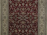 "5 7 area Rugs Under 50 Nain Red Hand Knotted 5 7"" X 8 1"" area Rug 902"