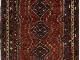 5 7 area Rugs Under 50 Rust Red 6 7 X 9 5 Shiraz Persian Rug