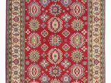 5 by 9 area Rugs Hand Knotted 9 5 X 6 5 Wool Kazak area Rug 290×200 Cm oriental Car